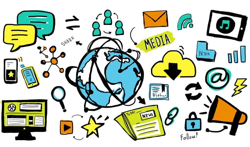 Uitgeverij Conceptplus, drukwerk, social media en website projecten