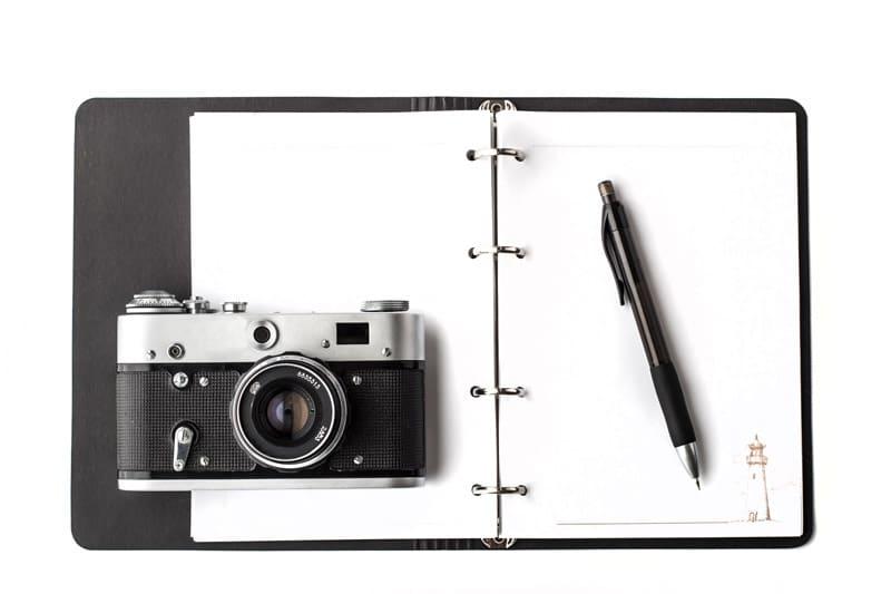 redactie en fotografie